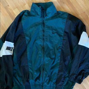 Men's Nike Windbreaker Jacket Sz XL